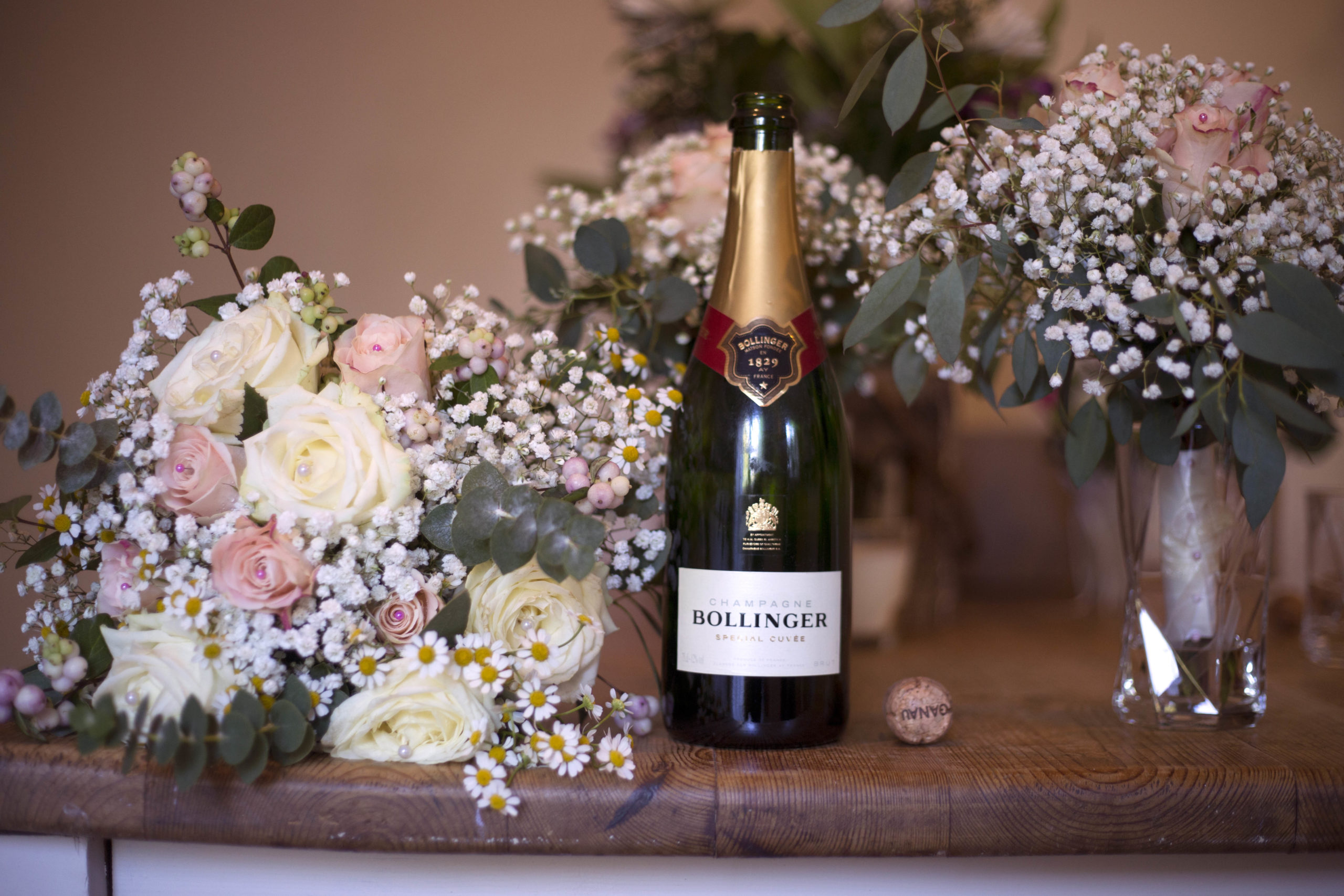 Rookery Manor Hotel Wedding, Somerset