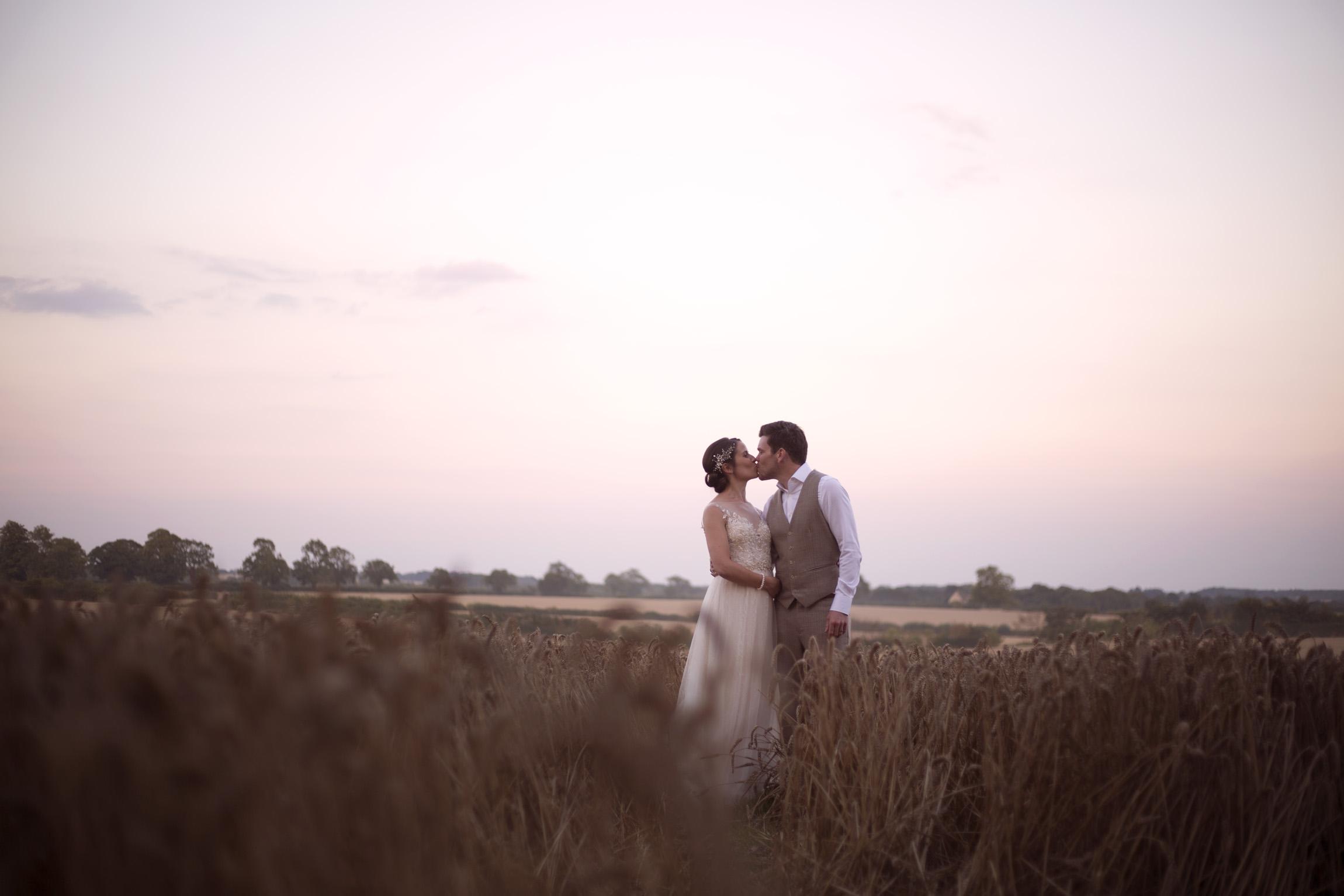 Cripps Barn Wedding, Gloucestershire